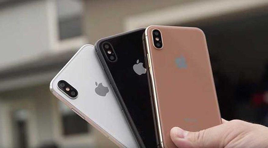 Huzurlarınızda 12 Eylül'de (yarın) satışa çıkacak iPhone 8!