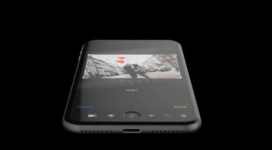 iPhone 8 ve iPhone X özellikleri ne olacak? Apple'dan büyük sürpriz! iPhone 8 için çarpıcı iddialar