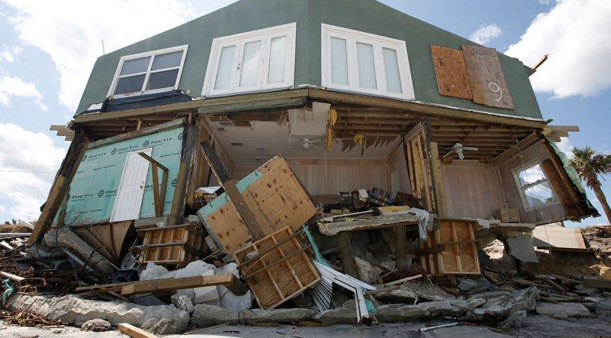 ABD'de Irma kasırgası huzur evini vurdu: 6 ölü