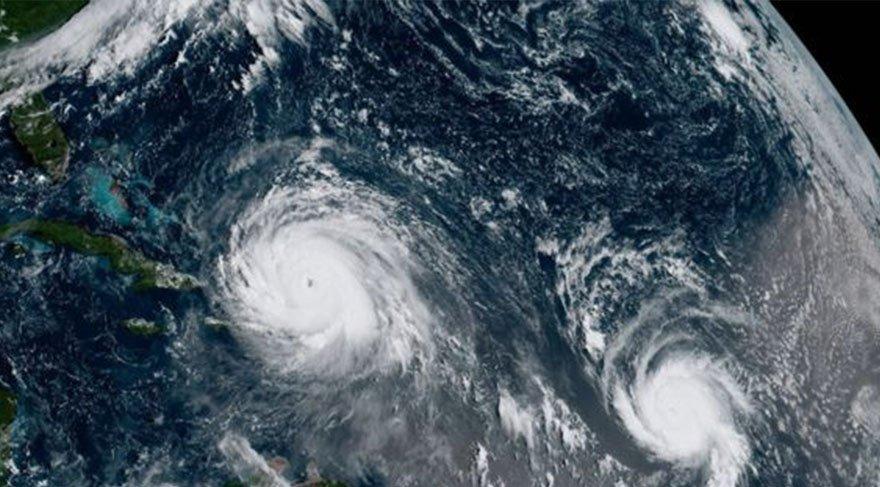 Irma Kasırgası'nın büyüklüğü yapılan çalışmayla ortaya çıktı