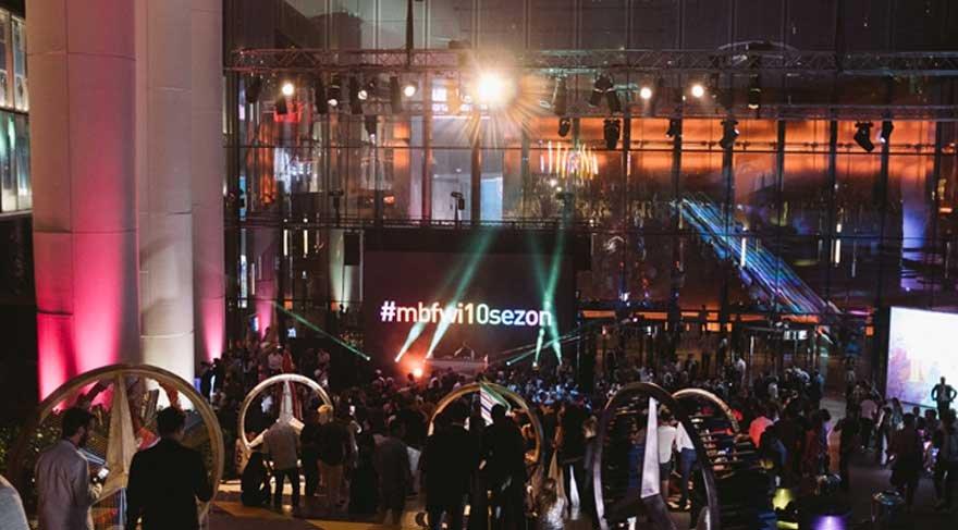 Mercedes-Benz Fashion Week İstanbul anbean Sözcü'de