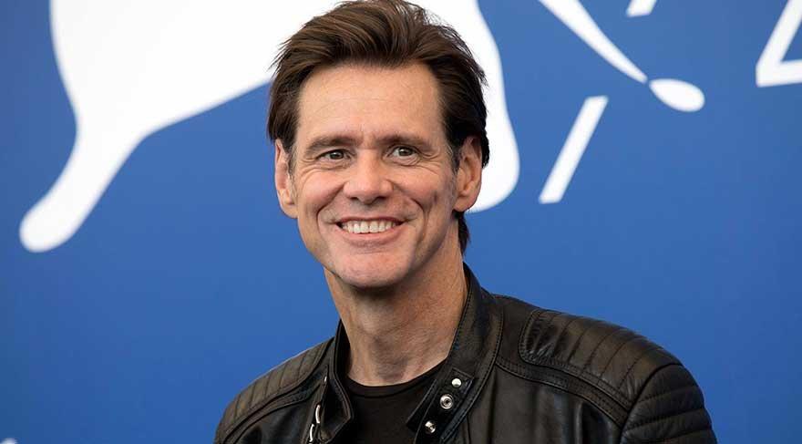 Jim Carrey'den ekrana dönüş imzası!