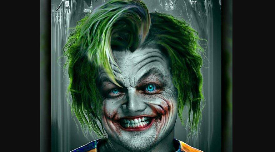 Leonardo Di Caprio yeni Joker mi?