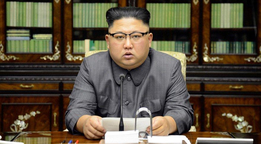 Kim Jong Un emri verdi!