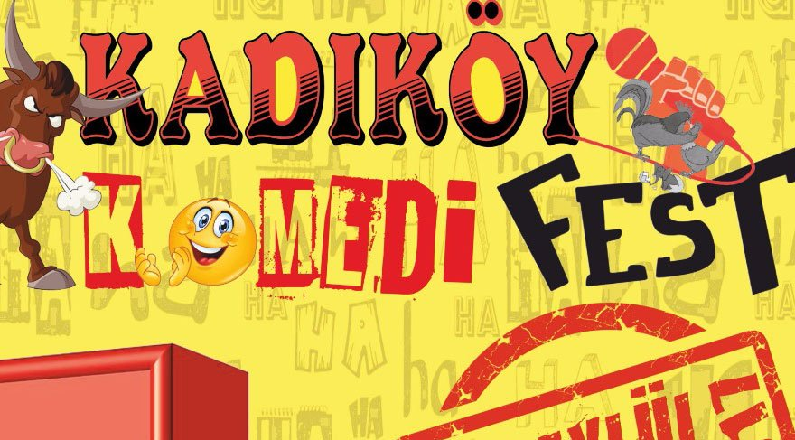 Kadıköy sezonu kahkahayla açıyor