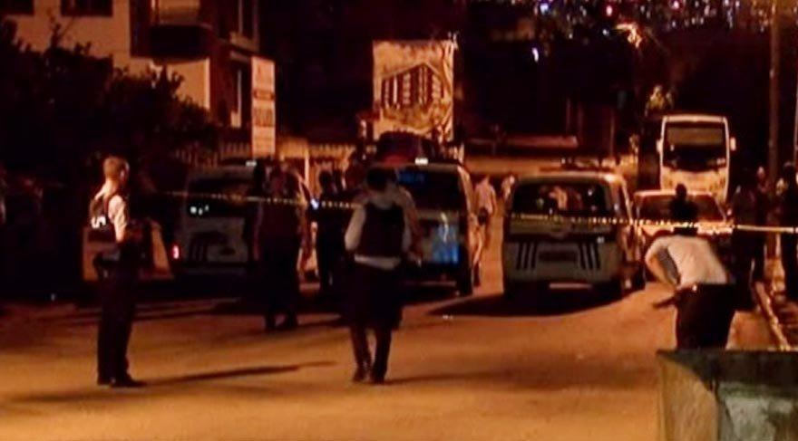 Maltepe'de kahvehaneye silahlı saldırı: 1 ölü, 2 yaralı