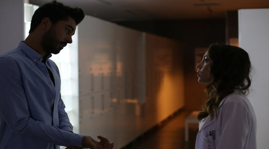 Kalp Atışı 12. bölüm fragmanı Ali Asaf ve Eylül'ün ilişkisinde büyük gerginlik!