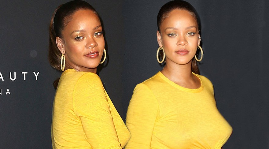 Rihanna hayaline kavuştu ve Fenty Beauty artık piyasada