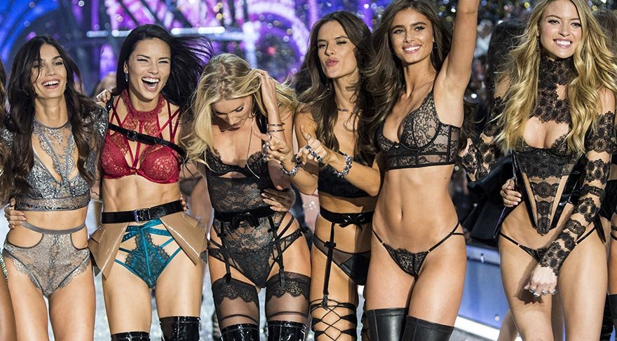 Victoria's Secret defilesi bu sene Şanghay'da yapılacak