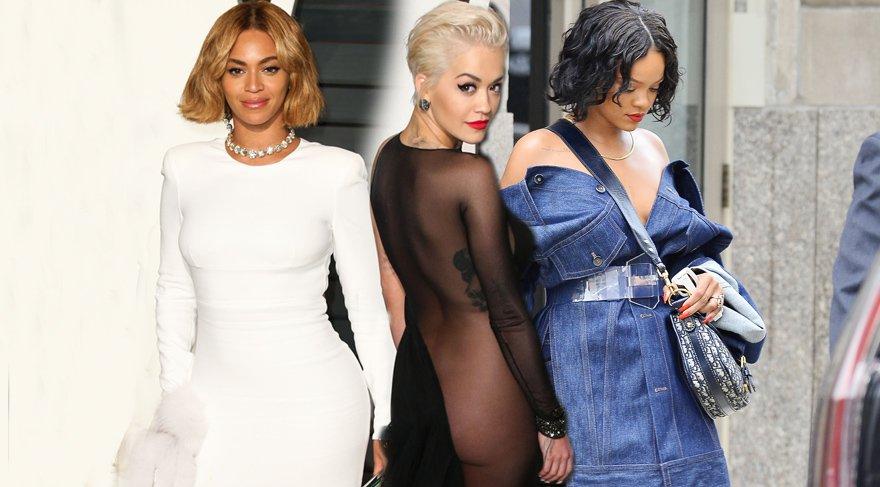 Hollywood starlarının peruk tutkusu