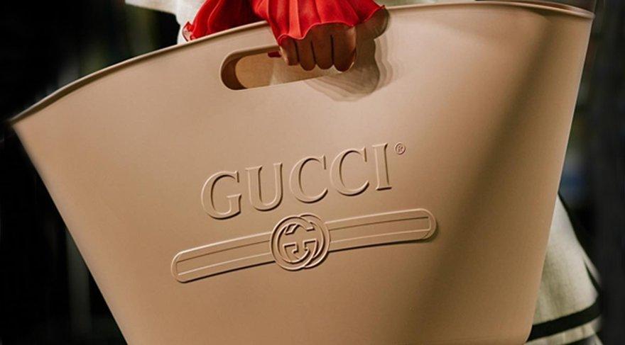 Gucci'nin çantası leğene benzetildi