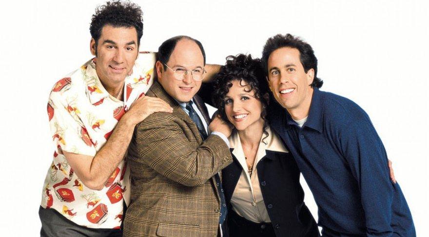 Seinfeld'ın Helen'i Julia Louis Dreyfus'a kanser teşhisi kondu