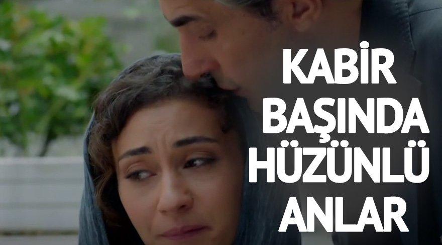 Kayıtdışı oyuncu kadrosu: Kayıtdışı 2. bölüm fragmanında Ali Kemal kabristanda duygulu anlar yaşıyor…