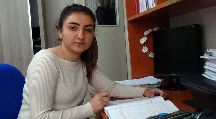 """Hacettepe Tıp'ı kazandığını söyleyen Nuriye Kalkmaz: """"Olay araştırılsın ve haksızlık bir an önce giderilsin"""""""