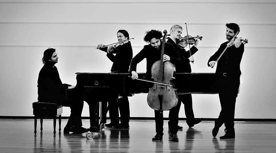 Albert Long Hall Klasik Müzik Konserleri'nde 'Dizboyu Romantizm'