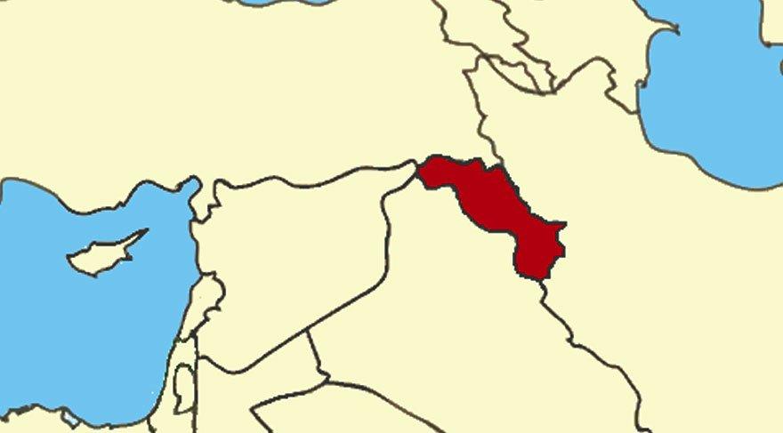 Irak'ın kuzeyi için alarm! Herkes Barzani'nin açıklamasını bekliyor