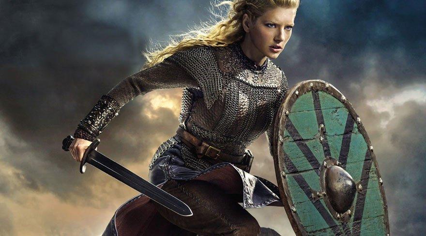 Vikingli kadın savaşçıların varlığı kanıtlandı