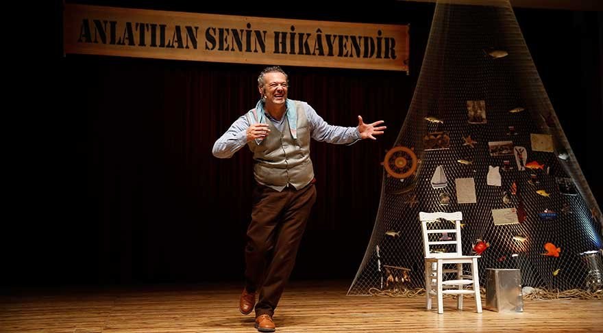 Levent Üzümcü'den gençlere: Türkiye'den gitmeyin