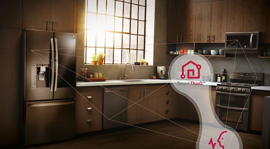Akıllı ev ürünleriyle yepyeni bir sistem