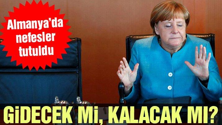 Merkel, 4. kez başbakanlık koltuğuna oturmaya çok yakın
