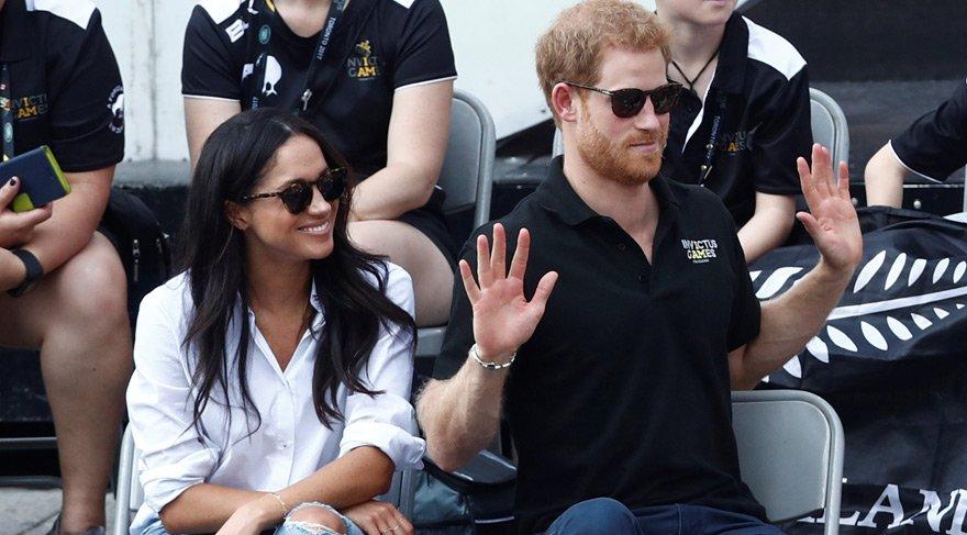 Kraliyet ailesine girmeden önce flaş karar