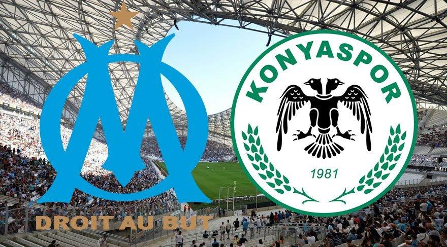 Nefesler tutuldu! Marsilya Konyaspor maçı hangi kanalda? Marsilya Konyaspor maçı saat kaçta? UEFA Avrupa Ligi'nde tarihi maç!