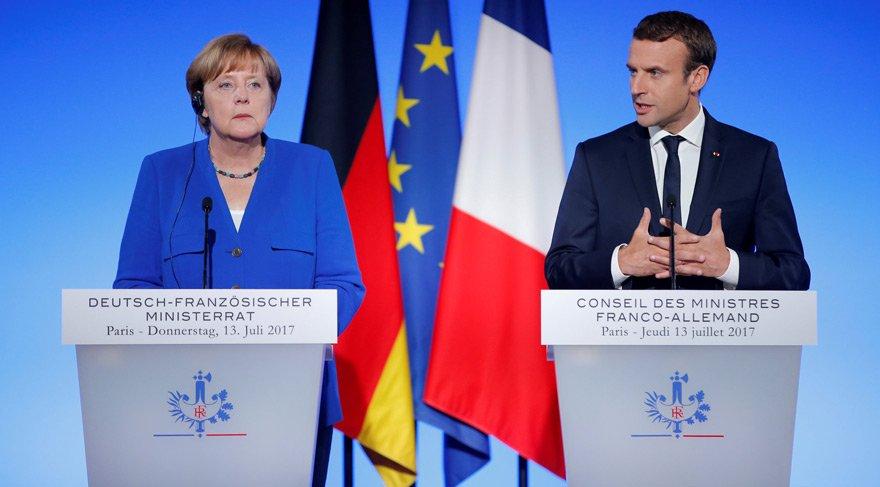 Merkel'e rağmen Avrupa'nın kafası karışık