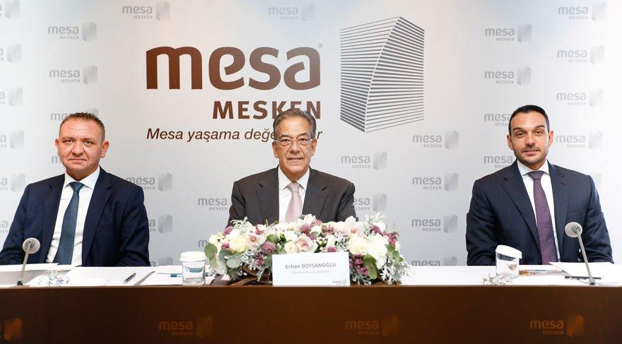 MESA'dan 6 milyar liralık 8 proje