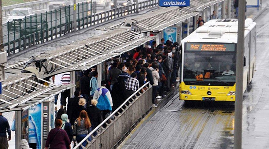 Uzun süren metrobüs yolculukları sizi sağlığınızdan edebilir