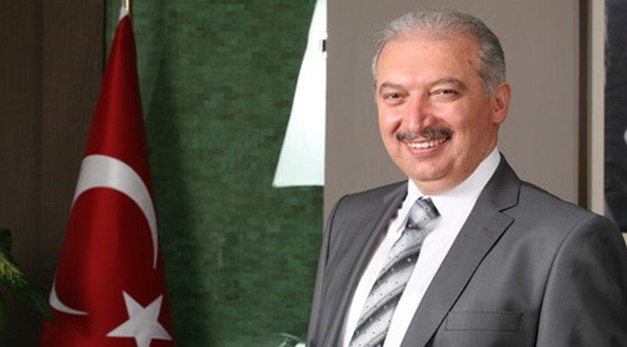Başakşehir Belediye Başkanı Mevlüt Uysal.