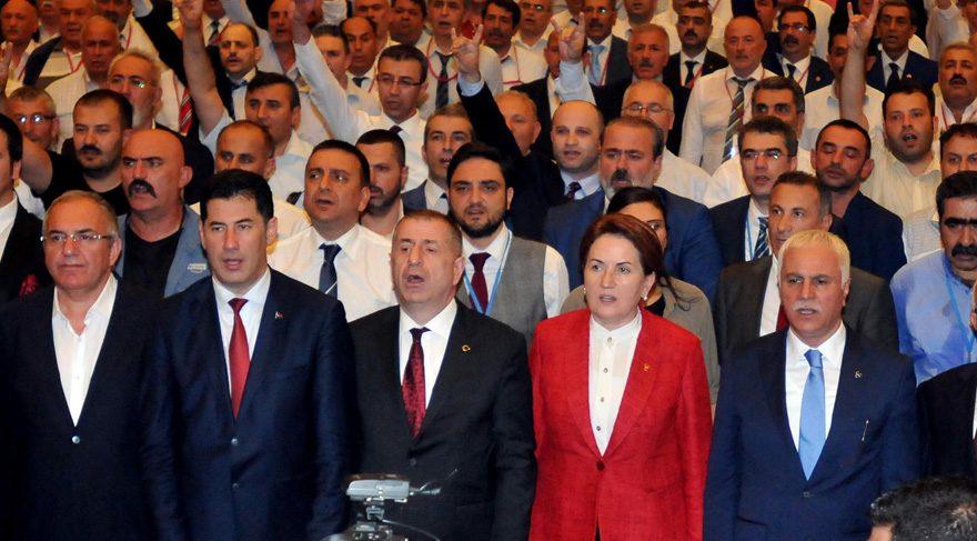 MHP Bolu teşkilatında 400 istifa