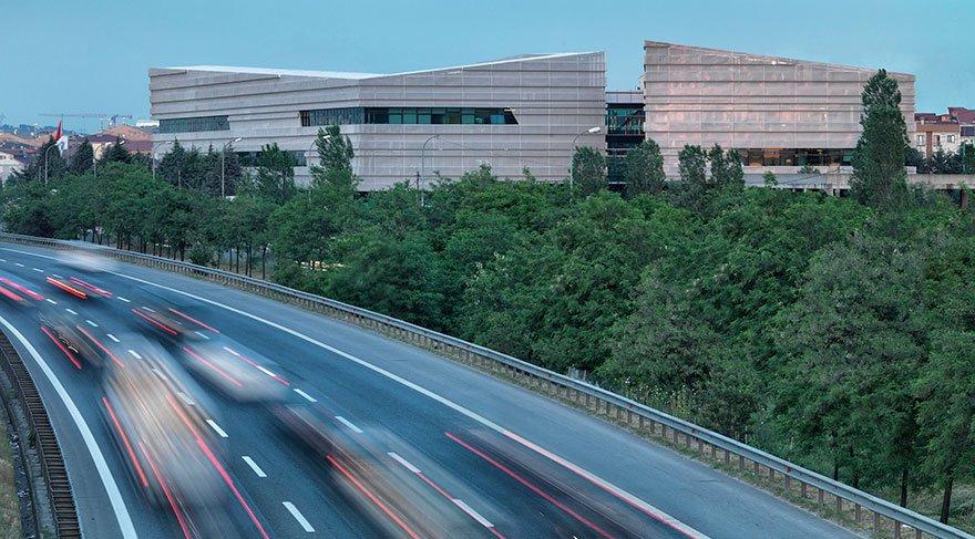 2010'ların mimari eğilimini yansıtacak