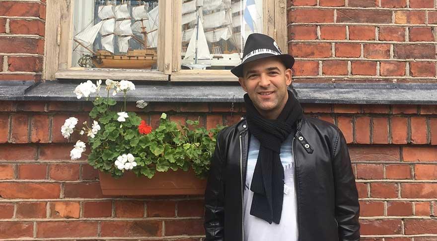 Murat Evgin Helsinki'de festivale katıldı