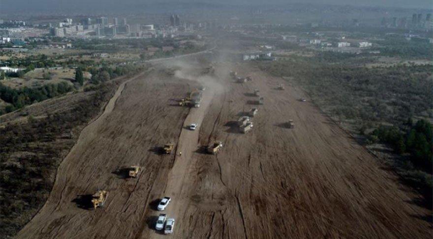 Son dakika haberi… CHP'li Altıok'tan 'ODTÜ yolu' tepkisi: Doğayı katlederek yol yapmak, barbarlıktır