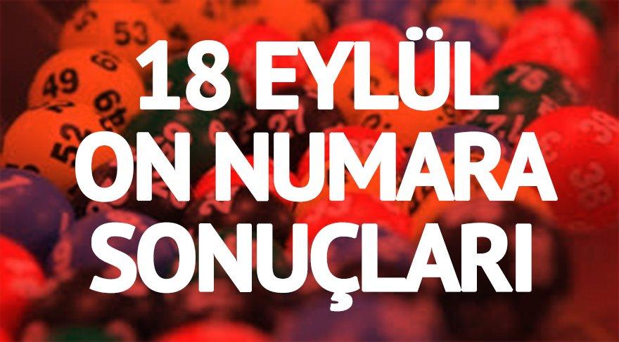 18 Eylül On Numara sonuçları: Dört talihlinin yüzü güldü! MPİ On Numara çekiliş sonucu (mpi.gov.tr sorgulama ekranı)