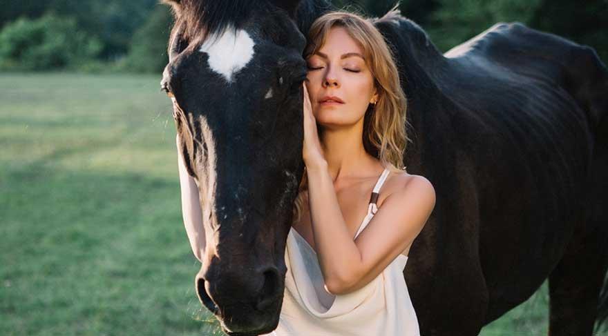 Bana Göz Kulak Ol derneğinden atlar için ikinci film