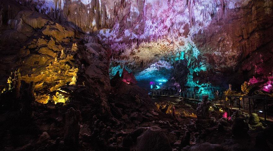 Prometheus'un Mağarası