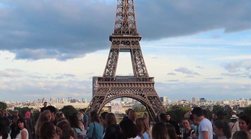 İzleyenleri şehrin içinde hissettiren kısa film