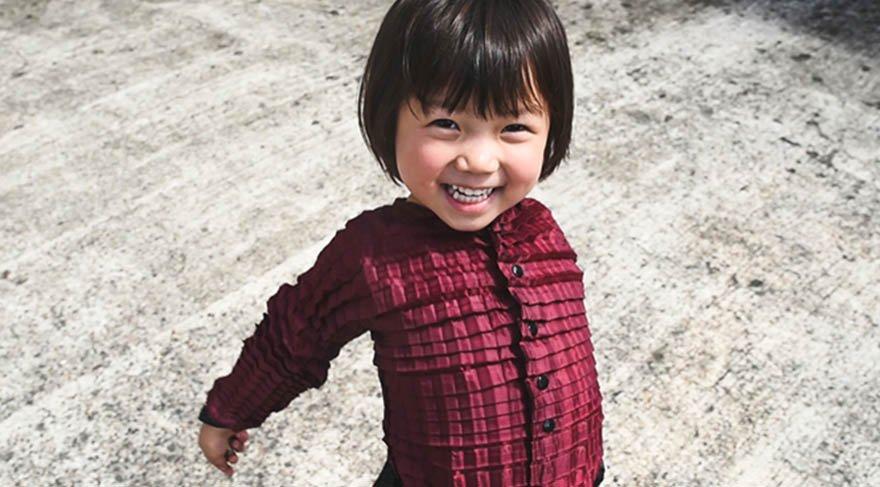 Çocuğun büyümesine uyum sağlayacak giysi geliştirildi