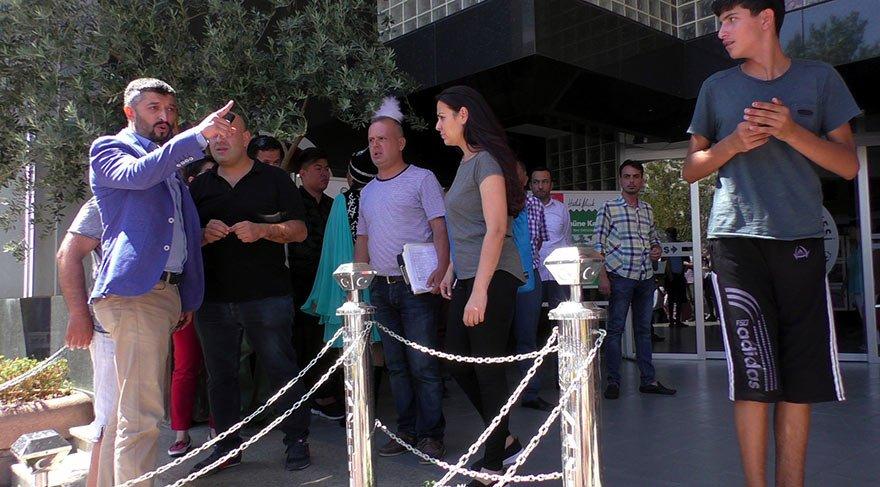 Müdürün darp edilip hastanelik edilmesinin ardından MHP İlçe Başkanı açıklama yaptı