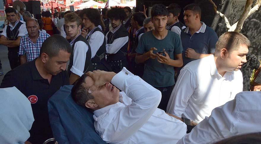 Gazetecileri tehdit eden MHP'li Başkan'a tepki!