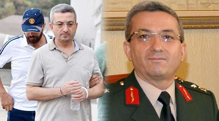 Tuğgeneral Mustafa Kaya'ya FETÖ'den tahliye