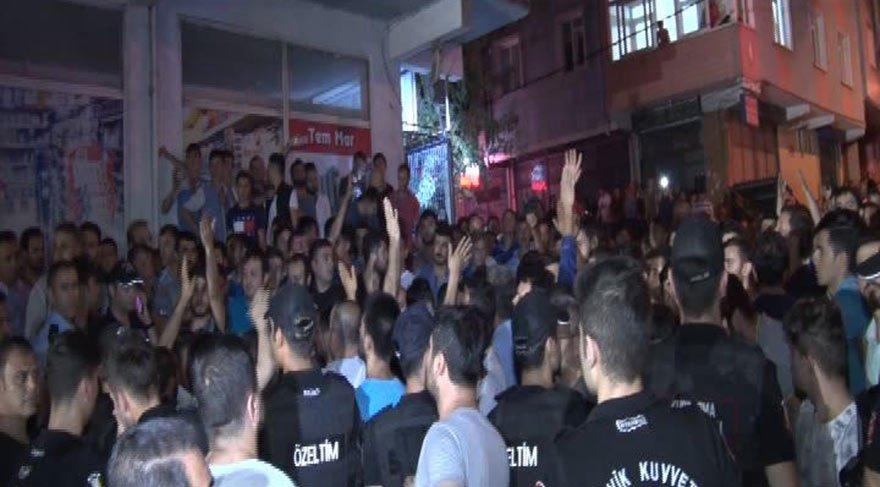 İstanbul'da korkutan gerginlik