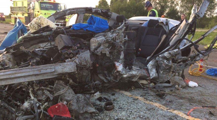 ABD'den feci kaza haberi; 3 Türk kızı öldü