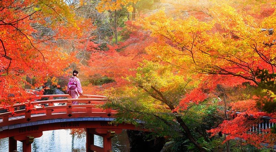 Sonbaharda gidilebilecek tatil rotaları