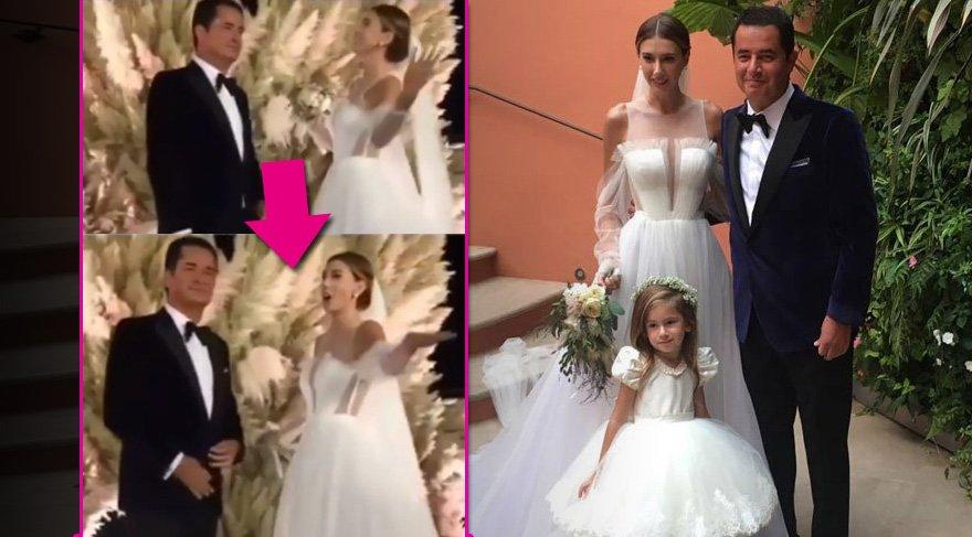 Şeyma Subaşı'nın düğün dansı videosuyla sosyal medyayı salladı! İşte düğün fotoğrafları!