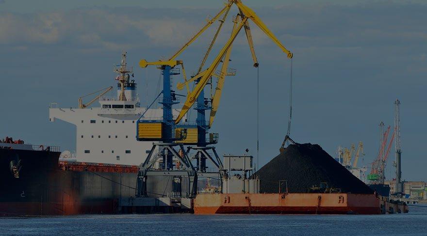 FETÖ kumpasına uğradı kömür gemisinde nöbette