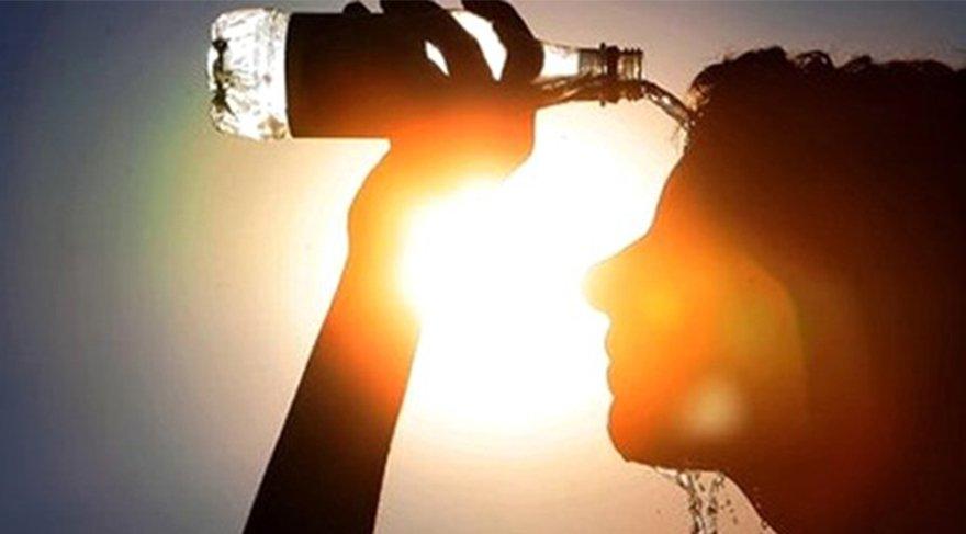 Meteoroloji'den sıcaklık rekoru açıklaması