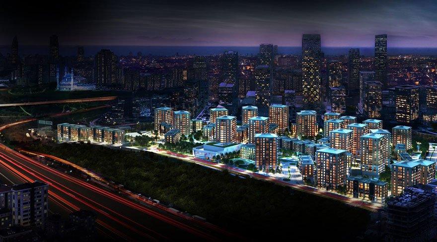 Sinpaş Finans Şehir için ön talep topluyor