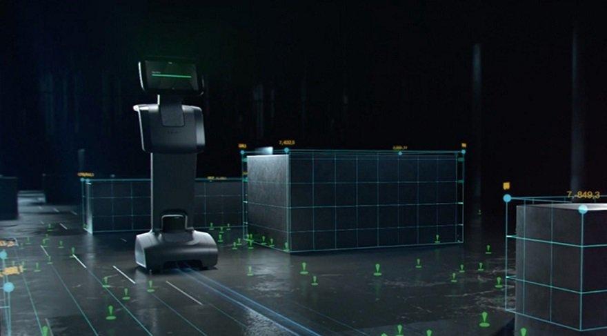 Evlere hizmetçi robotlar geliyor!